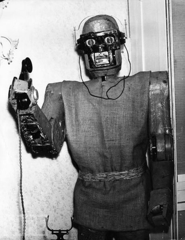 Phone-Answering-robot